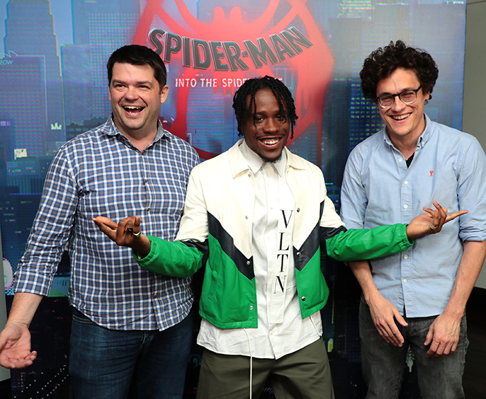 Convention - Cinemacon 2018 : Spiderman : Into the spider-verse