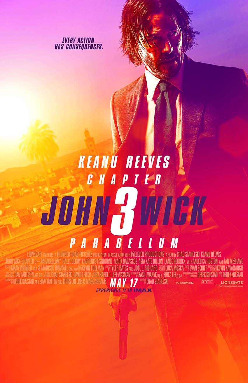 Movies John Wick Chapter 3 Parabellum What You Must