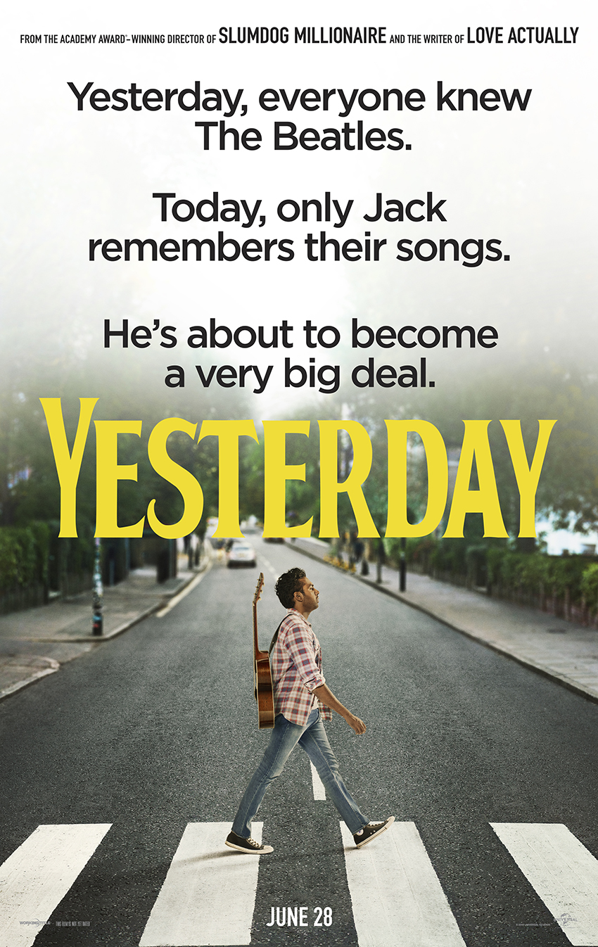 Movies Yesterday A Great Soundtrack