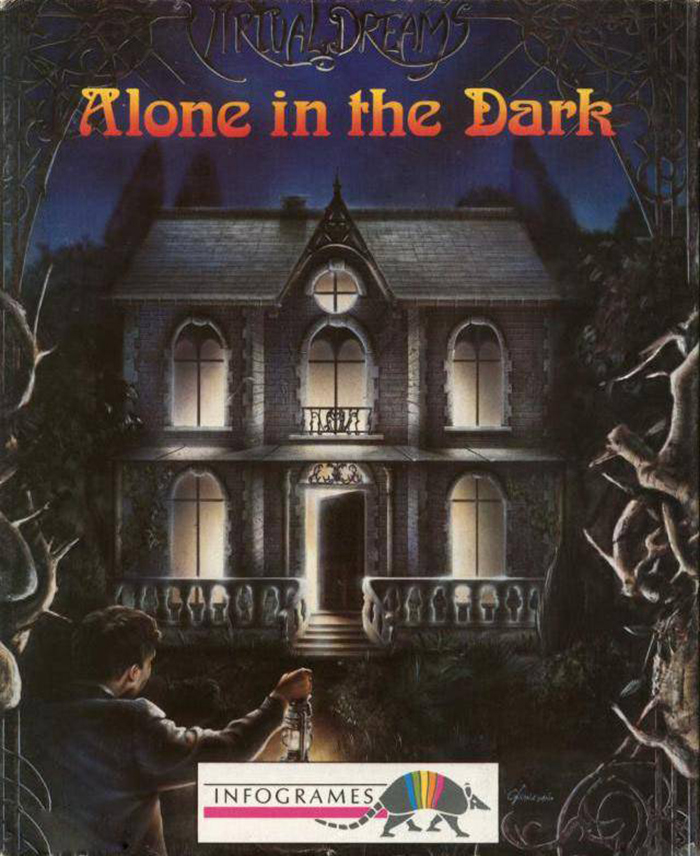 alone in the dark 1992